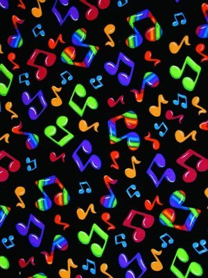 Musica notes(cute