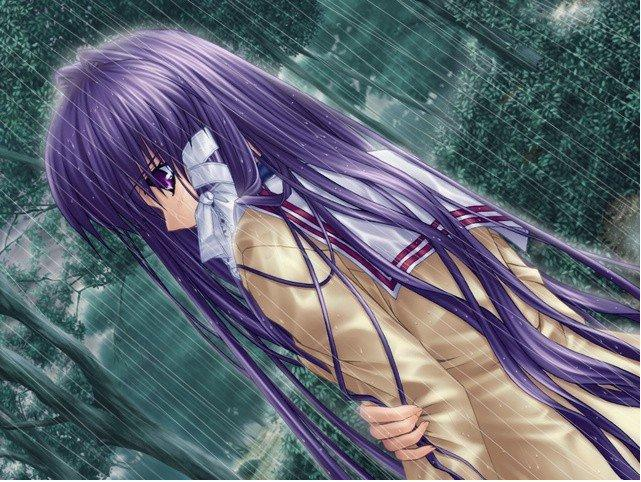 Sad animes anime pictures photo 3616535 fanpop - Depressing anime pictures ...