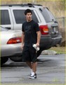 taylor lautner afternoon workout - twilight-series photo