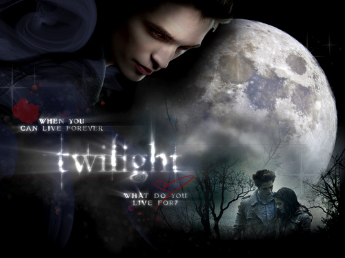 Twilight Series wallpaper probably with a sign called twilight