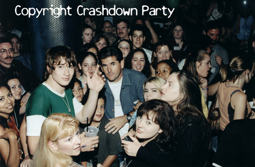 Roswell wallpaper titled 1st Annual Crashdown Party - 2000
