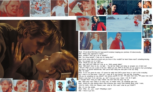 Allie and Noah = AMAZING! - the-notebook Fan Art