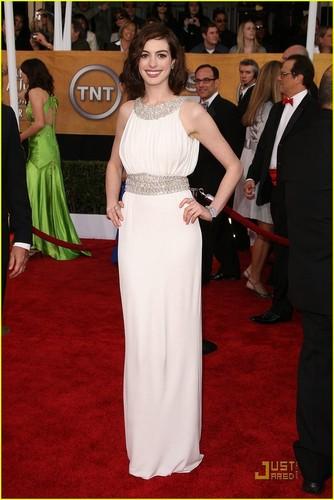 Anne Hathaway @ 2009 SAG Awards