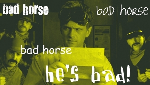 Dr. Horrible's Sing-A-Long Blog wallpaper with anime called Bad Horse Song