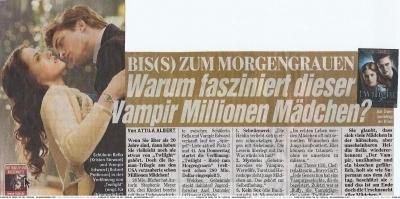 Bild Der Frau (Germany) scan
