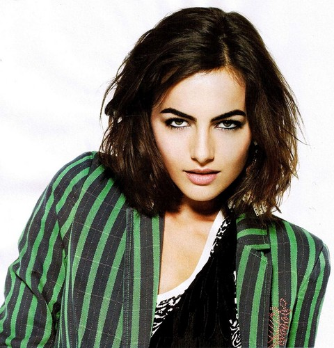 Camilla Belle wallpaper possibly with a portrait called Camilla Nylon Mag