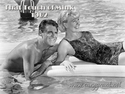 Cary Grant and Dorris araw