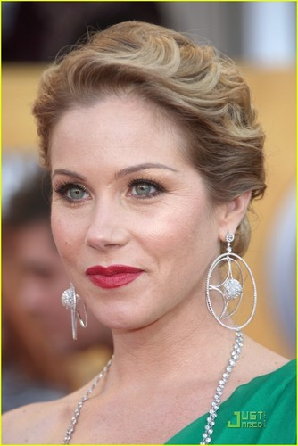 Christina Applegate @ 2009 SAG Awards