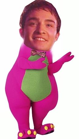 Chuck As Barney