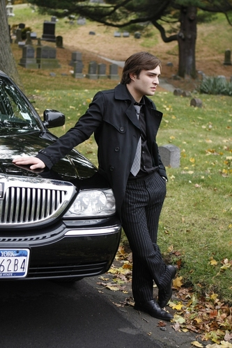 Chuck`s limo!