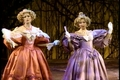 Cinderella's stepsisters - into-the-woods photo