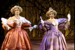 Into the Woods images Cinderellau0027s stepsisters wallpaper and background photos  sc 1 st  Fanpop & Into the Woods images Cinderellau0027s stepsisters wallpaper and ...
