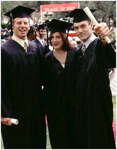 Steve, Donna, and David