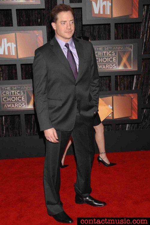 CRITICS CHOICE AWARDS - Brendan Fraser Photo (3708089) - Fanpop