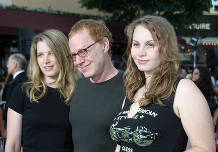 Danny Elfman hulk premiare.