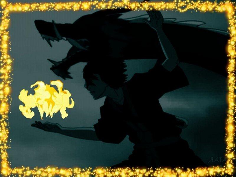 Avatar The Last Airbender Zuko Wallpaper. Dark Fire - Zuko Wallpaper