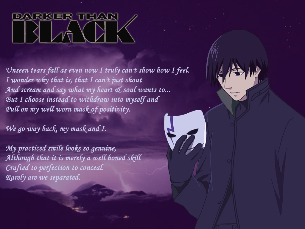 Darker Than Black Images Darker Than Black Hd Wallpaper And
