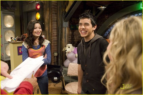 David Archuleta on iCarly - icarly Photo