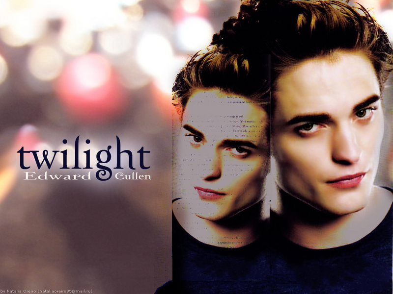 edward cullen wallpaper twilight. Edward Cullen - Twilight