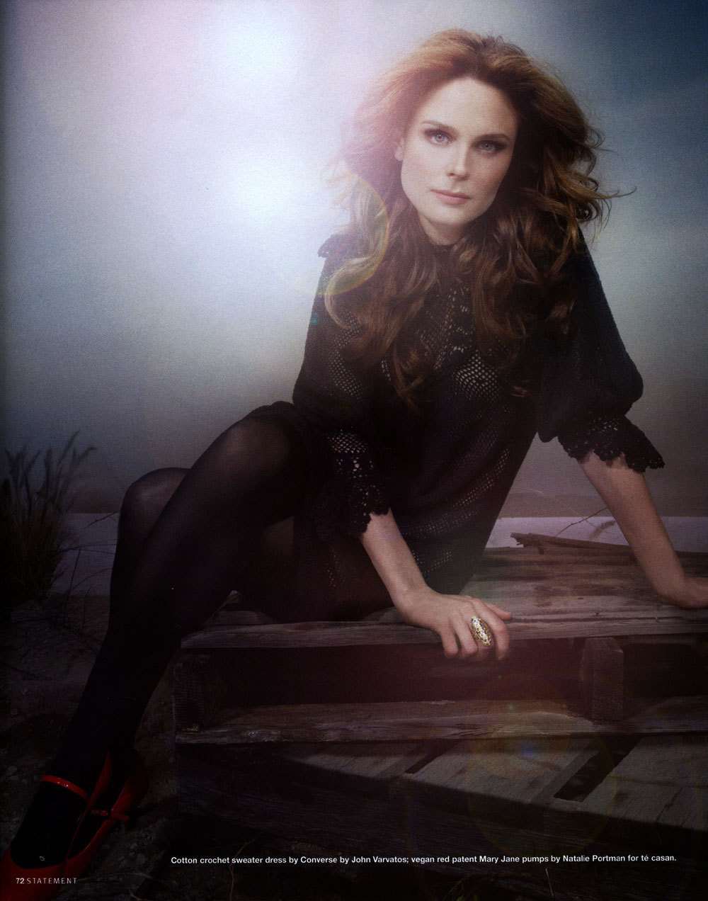 Emily Deschanel-Bones - The Girls of Bones Photo (3755996 ...
