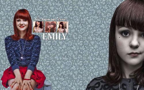 Emily Wallpaper- Series 3
