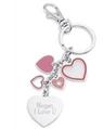 Engraved Valentine's Keychain