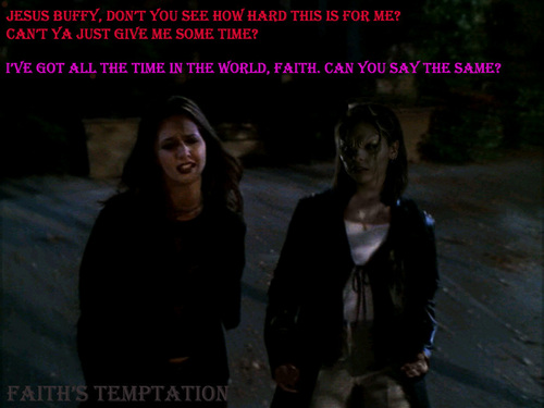 Faith's Temptation