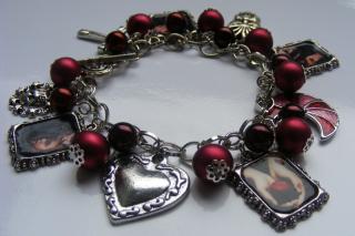 For The Любовь Of Twilight - Charm Bracelet