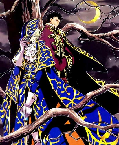 Tsubasa: Reservoir Chronicles Images Fye And Kurogane HD
