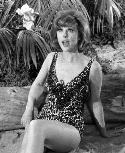 Gilligan S Island Ginger Classic Television Revisited