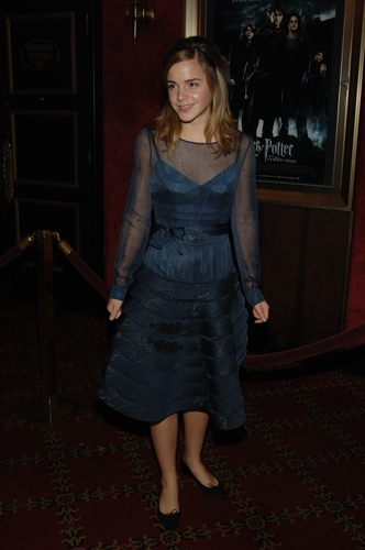 Goblet of fuoco NYC Premiere 2005