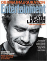 Heath Ledger cover