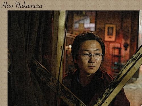 Hiro Nakamura achtergrond