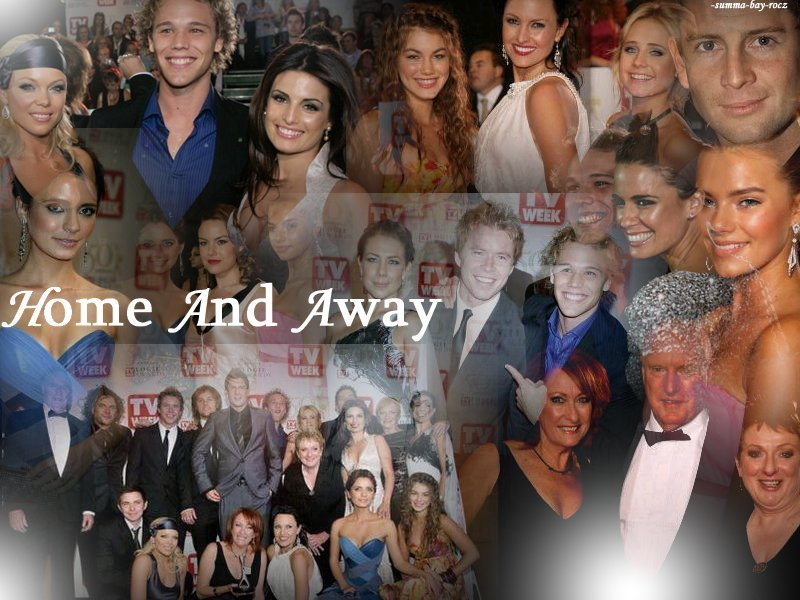 Home and Away cast - Home and Away Wallpaper (3758677) - Fanpop