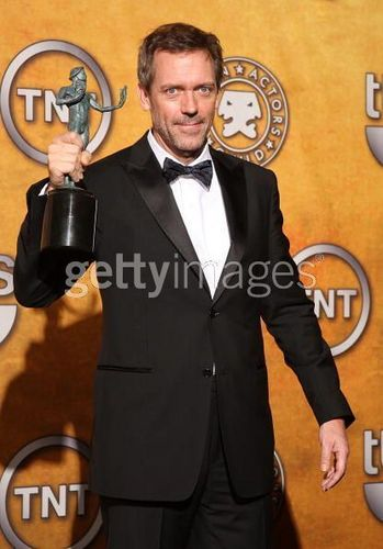 Hugh @ 15th Annual Screen Actors Guild Awards