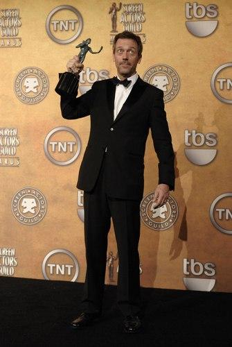 Hugh Laurie @ 15th Annual SAG Awards