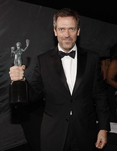 Hugh Laurie 15th Annual SAG Awards