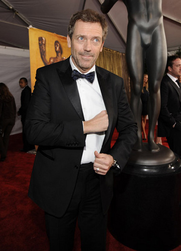 Hugh Laurie SAG Awards
