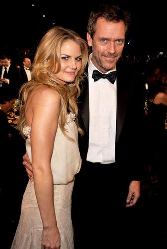 Hugh and Jen at SAG Awards 2009