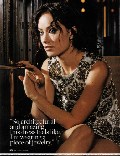 InStyle - March 2007 [3]