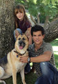 Jake and Nessie - jacob-black-and-renesmee-cullen photo