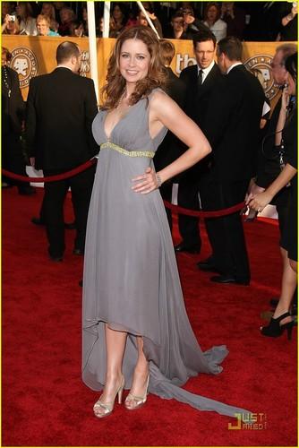 Jenna @ 2009 SAG Awards