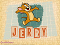 Jerry Wallpaper - tom-and-jerry wallpaper