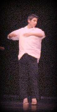 Kory Doing Ballet