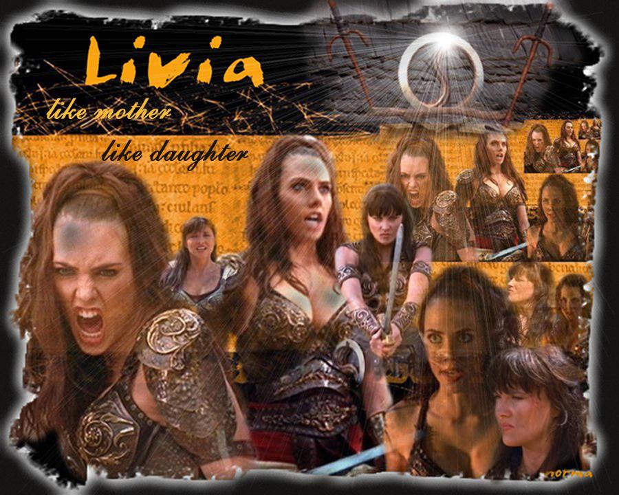 Xena principessa guerriera immagini livia of rome hd wallpaper and