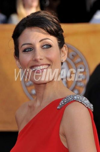Lisa Edelstein @ 15th Annual Screen Actors Guild Awards - Arrivals