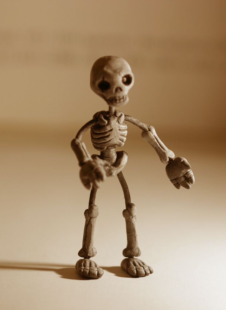 Skeletons images Little Skeleton by ToxcoToys HD wallpaper and