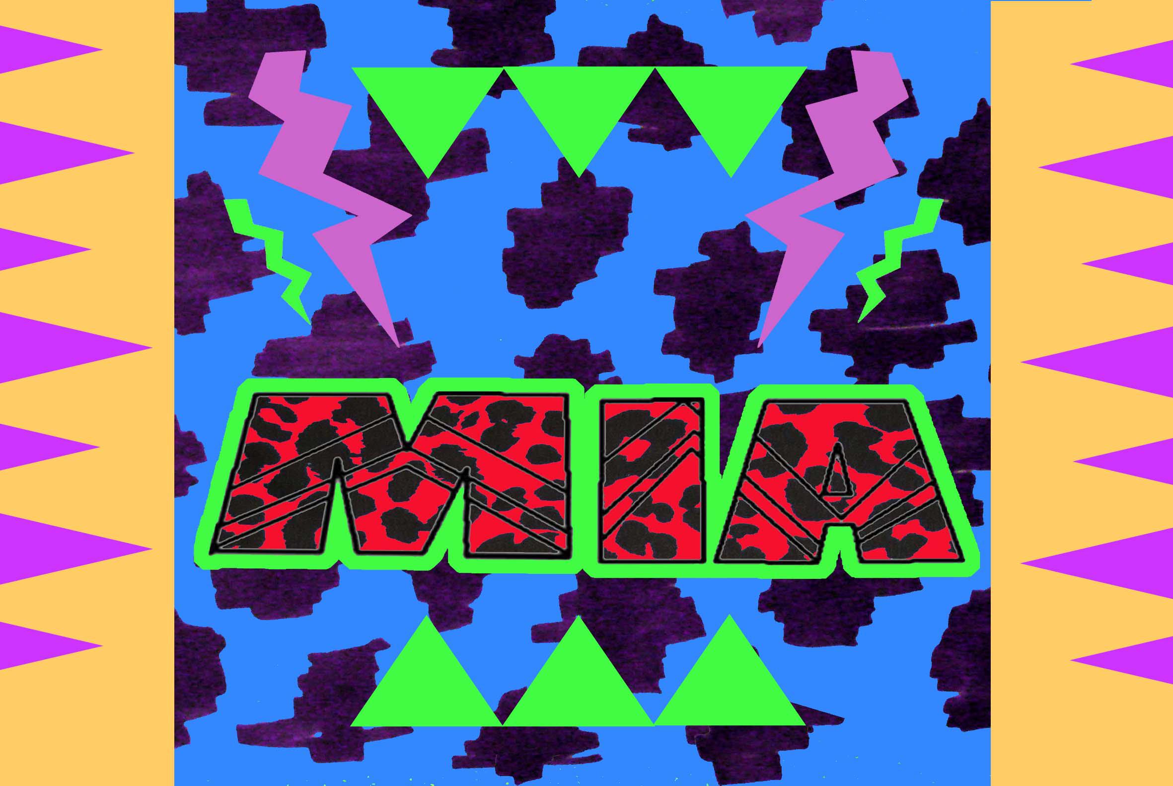 M.I.A. Wallpaper