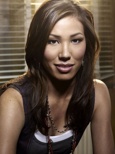 Michaela Conlin wallpaper with a portrait titled Michaela Conlin
