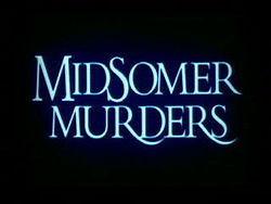 Midsomer Murders Logo